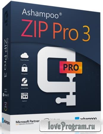 Ashampoo ZIP Pro 3.05.15 Final