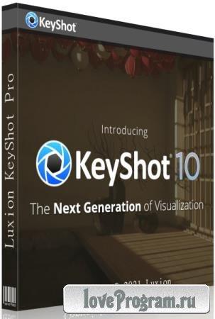 Luxion KeyShot Pro 10.2.104