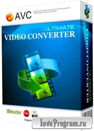 Any Video Converter Ultimate 7.1.3