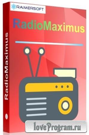 RadioMaximus Pro 2.29.3 + Portable