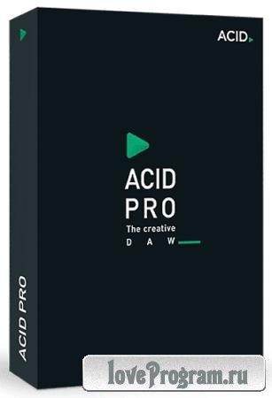 MAGIX ACID Pro 10.0.5 Build 38
