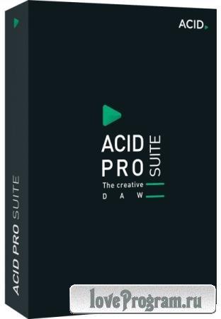 MAGIX ACID Pro Suite 10.0.5 Build 38