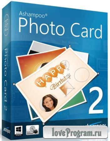 Ashampoo Photo Card 2.0.4 DC 28.06.2021
