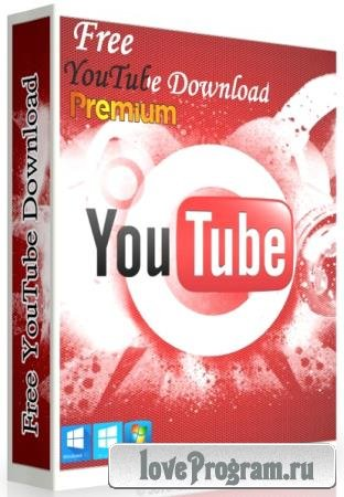 Free YouTube Download 4.3.51.623 Premium