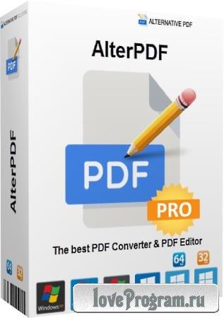 AlterPDF Pro 5.4
