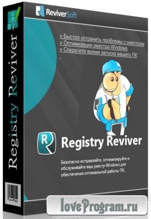 ReviverSoft Registry Reviver 4.23.2.14