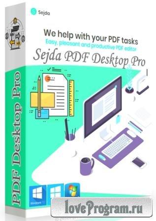 Sejda PDF Desktop Pro 7.3.2