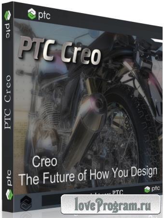 PTC Creo 8.0.1.0 + Help Center