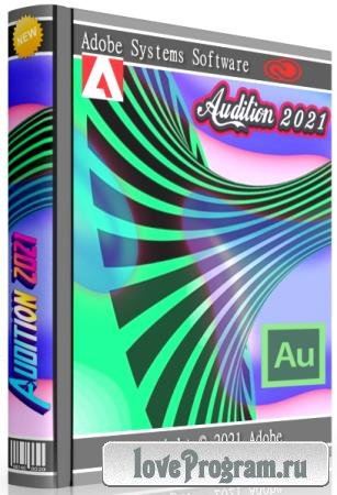 Adobe Audition 2021 14.4.0.38 RePack by KpoJIuK
