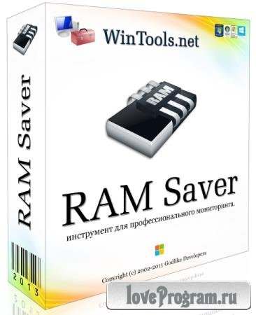 RAM Saver Professional 21.7 Final