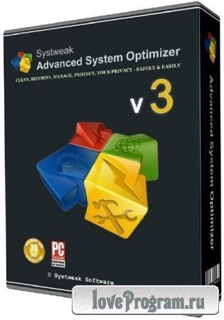 Advanced System Optimizer 3.9.3800.18406 Final