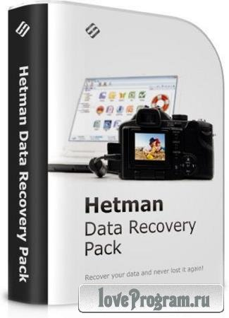 Hetman Data Recovery Pack 3.8 Unlimited / Commercial / Office / Home