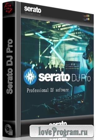 Serato DJ Pro 2.5.6 Build 1001