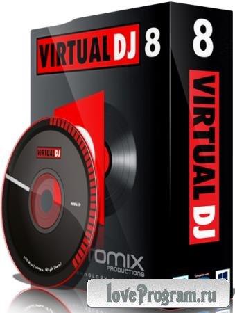 VirtualDJ 2021 Pro Infinity 8.5.6569