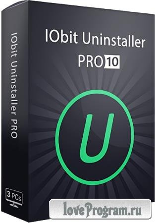 IObit Uninstaller Pro 10.6.0.7 Final