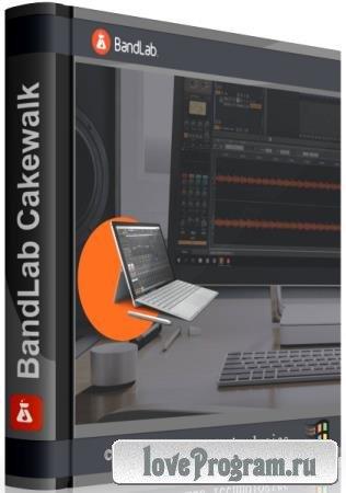 BandLab Cakewalk 27.06.0.058 + Studio Instruments Suite