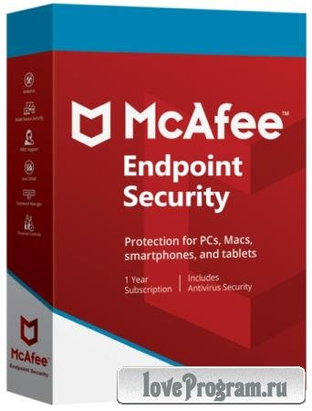 McAfee Endpoint Security 10.7.0.1109.23