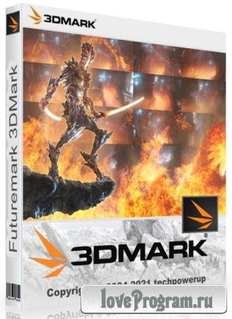 Futuremark 3DMark 2.19.7227