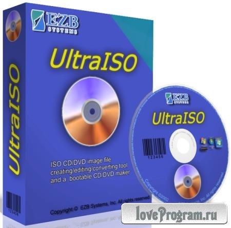 UltraISO Premium Edition 9.7.6.3829 + Retail (11.08.2021)