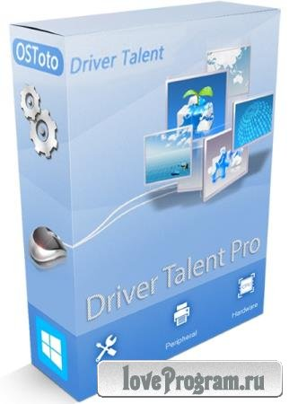 Driver Talent Pro 8.0.3.12