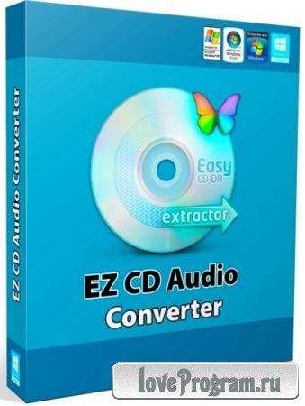 EZ CD Audio Converter 9.5.0.1 + Portable