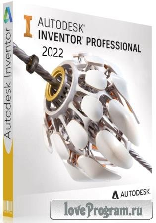 Autodesk Inventor Pro 2022.1.1 Build 234 by m0nkrus