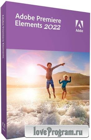 Adobe Premiere Elements 2022 20.0.0.118 RePack by PooShock