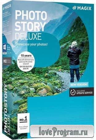 MAGIX Photostory 2022 Deluxe 21.0.1.76