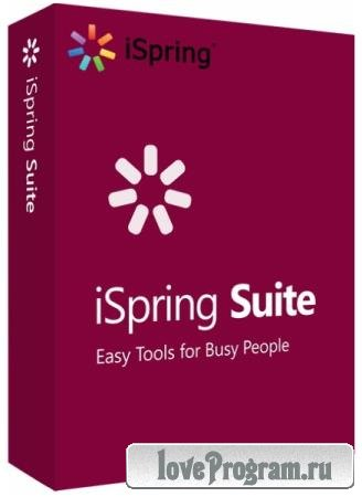 iSpring Suite 10.2.1 Build 3006 RUS/ENG