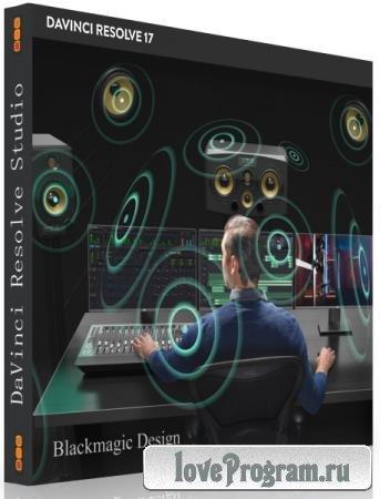 Blackmagic Design DaVinci Resolve Studio 17.3.2.0008