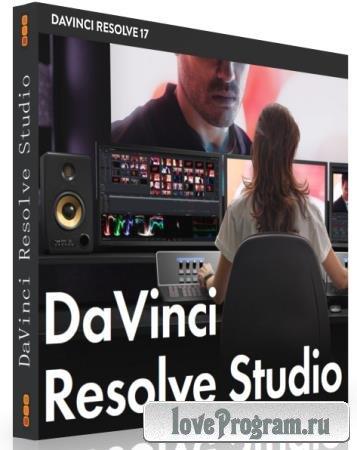 DaVinci Resolve Studio 17.3.2.8 RePack by PooShock
