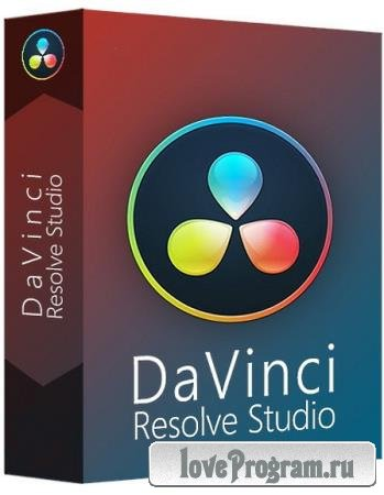 DaVinci Resolve Studio 17.3.2.8 RePack by KpoJIuK