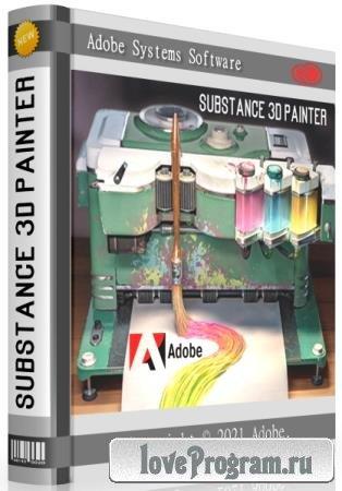Adobe Substance 3D Painter 7.3.0.1272