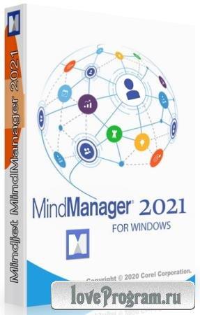 Mindjet MindManager 2021 21.1.231