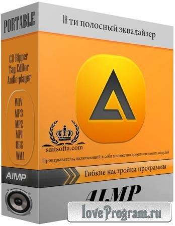 AIMP 5.00 Build 2334 Final + Portable