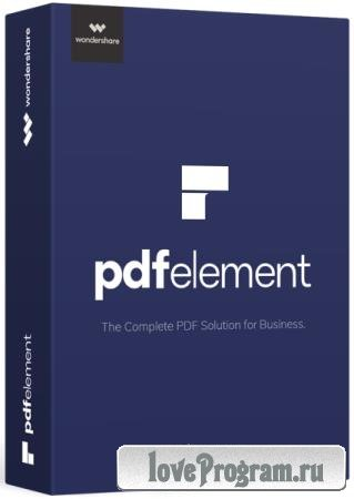 Wondershare PDFelement Professional 8.2.19.1048 + OCR