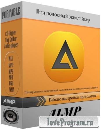 AIMP 5.00 Build 2335 Final + Portable