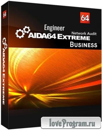 AIDA64 Extreme / Business / Engineer / Network Audit 6.50.5800 Final + Portable