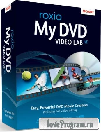 Roxio MyDVD 3.0.268.0