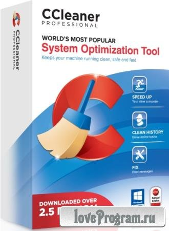 CCleaner 5.86.9258 Free / Professional / Business / Technician RePack & Portable by KpoJIuK