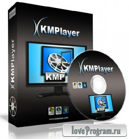 The KMPlayer 3.1.0.0 R2 LAV by 7sh3 (01.03.2012) Portable