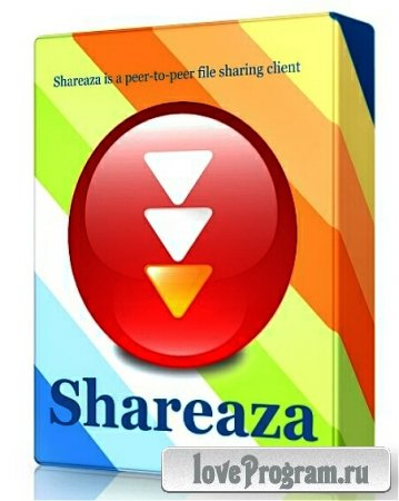 Shareaza 2.5.5.3 Revision 9114